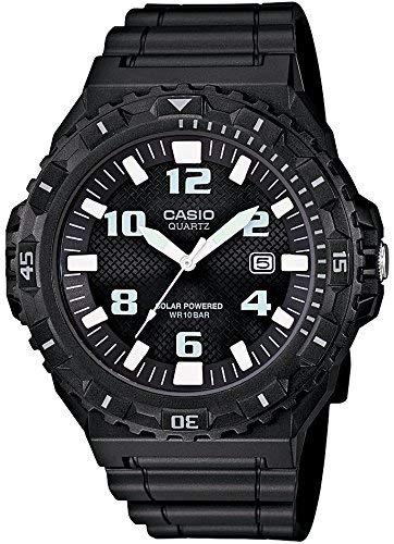 カシオ(CASIO) 腕時計 スタンダード ソーラー MRW-S300H-1BJF