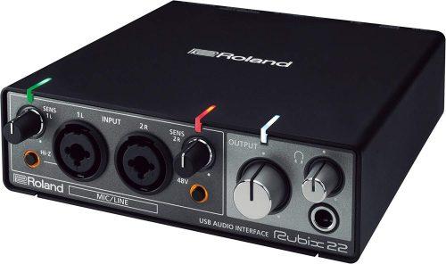 ローランド(Roland) USBオーディオインターフェイス Rubix22