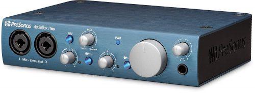プレソナス(PRESONUS) オーディオインターフェイス AudioBox iTwo