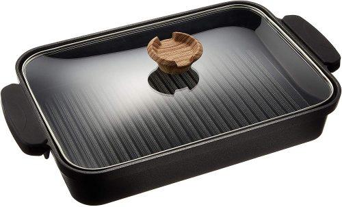 アイリスオーヤマ(IRIS OHYAMA) スキレットコートグリルパン SKL-G
