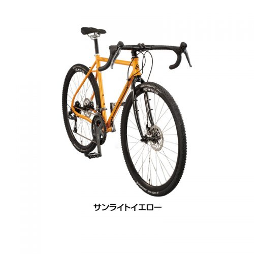 ARAYA(アラヤ)  MUDDY FOX CX GRAVEL