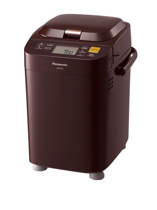 パナソニック(Panasonic) ホームベーカリー 1斤タイプ SD-MT1-T