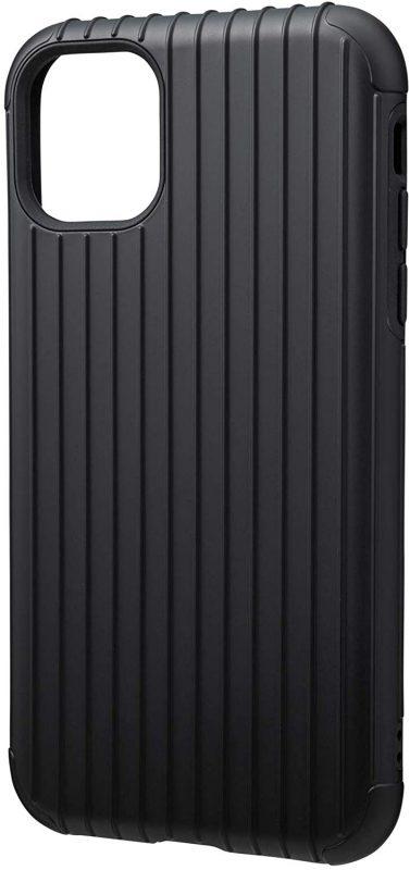 グラマス(GRAMAS) COLORS Rib Hybrid Shell Case for iPhone 11
