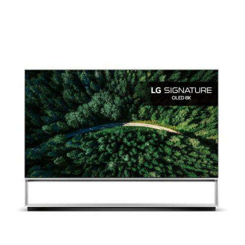 LGエレクトロニクス(LG Electronics) 88型8K有機ELテレビ OLED88Z9PJA
