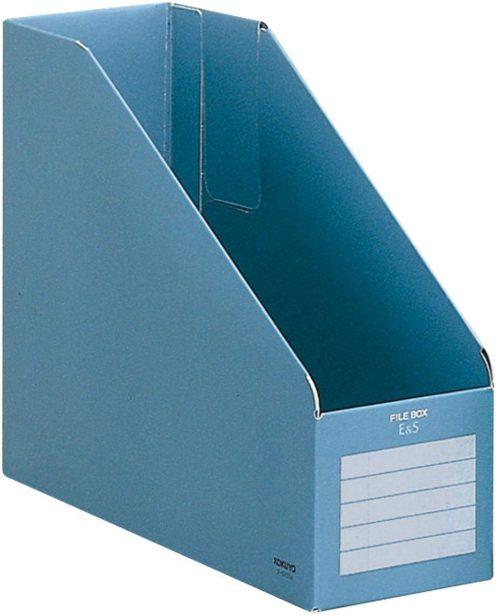 コクヨ(KOKUYO) ファイルボックス 縦横用 フ-E455B