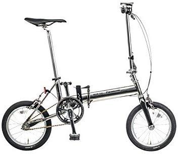 パナソニック(Panasonic) 折りたたみ自転車 トレンクル PEHT423
