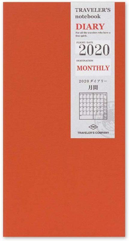 デザインフィル(Designphil) トラベラーズノート マンスリー 14408006