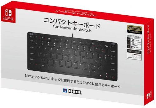 ホリ(HORI) コンパクトキーボード for Nintendo Switch