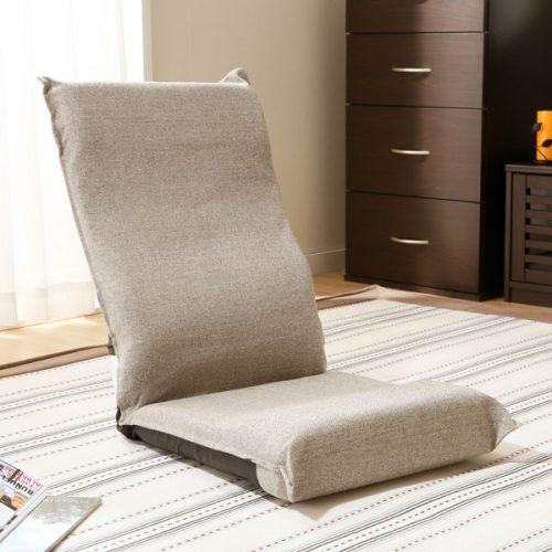 ニトリ コンパクトにたためる座椅子