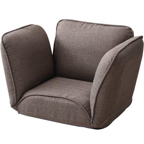 山善(YAMAZEN) 包み込まれるようなポケットコイル座椅子 IDS-59