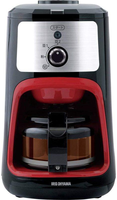 アイリスオーヤマ(IRIS OHYAMA) 全自動コーヒーメーカー IAC-A600