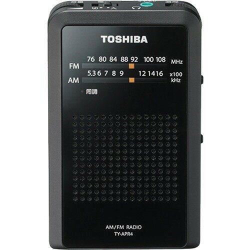 東芝(TOSHIBA) ワイドFM/AMポケットラジオ TY-APR4