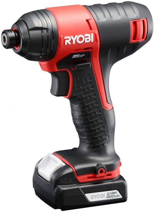 リョービ(RYOBI) 充電式インパクトドライバー BID-1110L1