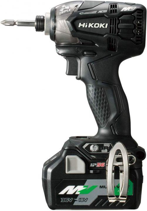 ハイコーキ(HiKOKI) マルチボルト(36V) コードレスインパクトドライバ WH36DA