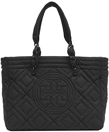 トリーバーチ(TORY BURCH) FLEMING QUILTED NYLON SMALL TOTE