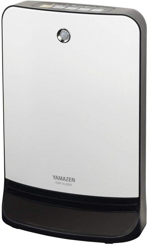 山善(YAMAZEN) 人感センサー付消臭セラミックファンヒーター DSF-VL084