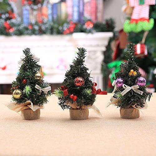 Ansimple ミニクリスマスツリー 20cm