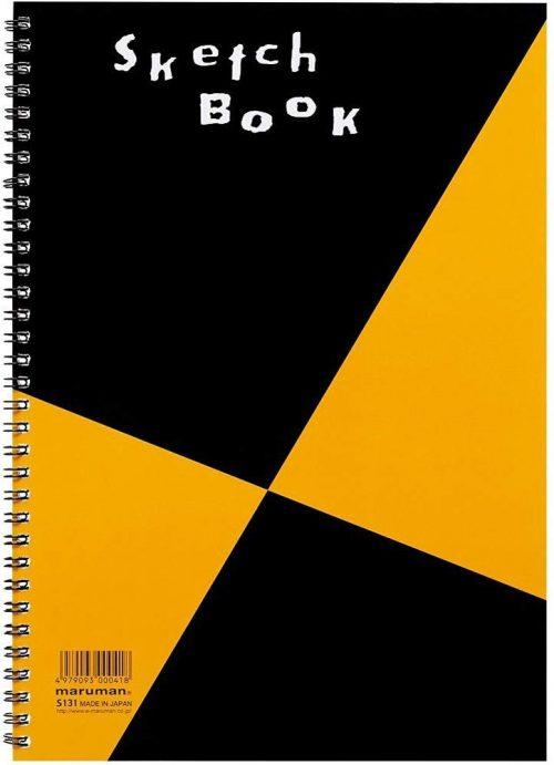 マルマン スケッチブック 図案シリーズ A4 S131