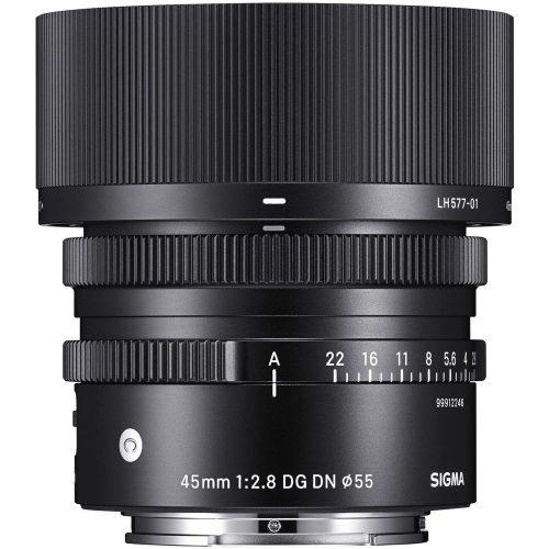 シグマ(SIGMA) 45mm F2.8 DG DN | Contemporary