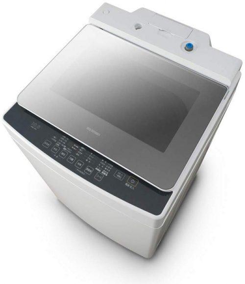 アイリスオーヤマ(IRISOHYAMA) 全自動洗濯機 KAW-100A