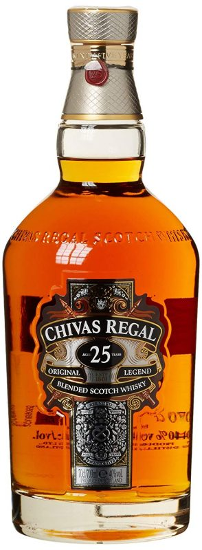 シーバスリーガル(Chivas Regal) 25年 ブレンデッドスコッチ