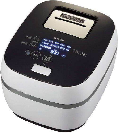 タイガー魔法瓶(TIGER) 土鍋圧力IHジャー炊飯器 3.5合炊き JPX-062X