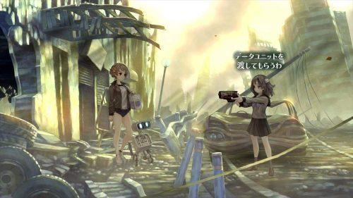 十三機兵防衛圏 - アトラス