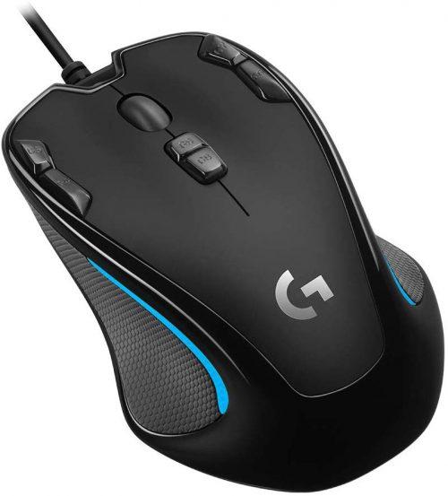 ロジクール(Logicool) オプティカル ゲーミング マウス G300Sr