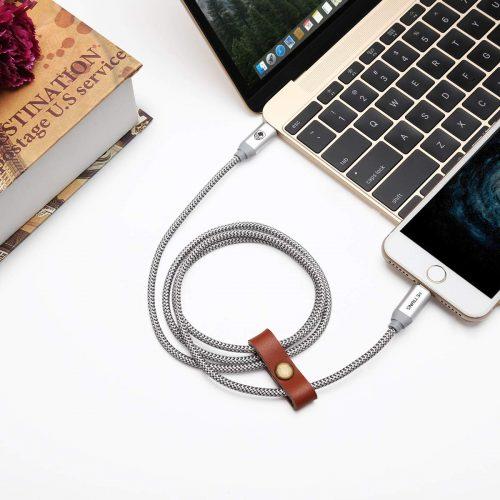 Syncwire Lightning - USB Type-Cケーブル  SW-CL301