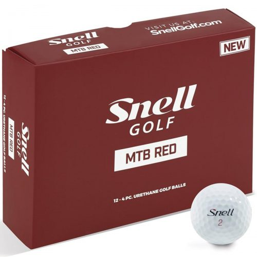 スネルゴルフ(Snell Golf) MTB RED