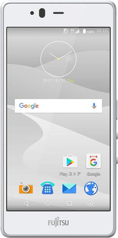 富士通(FUJITSU) arrows M04