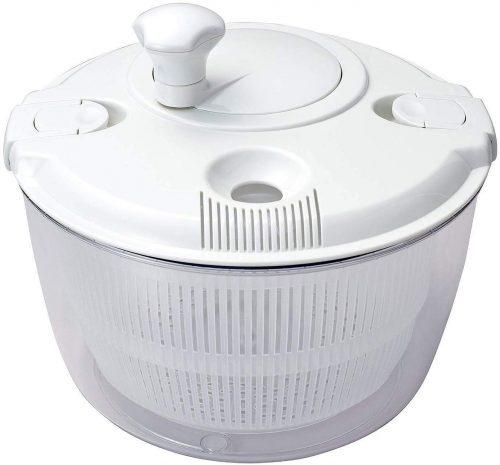 パール金属(PEARL METAL) たっぷり水切り マイティ野菜水切り器 C-66