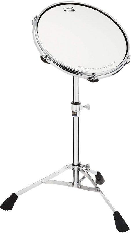ヤマハ(YAMAHA) ドラム練習パッド 12インチ(スタンド付) TS12S