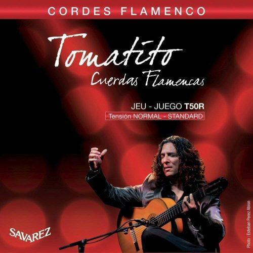 サバレス(SAVAREZ) クラシックギター弦 トマティート T50R
