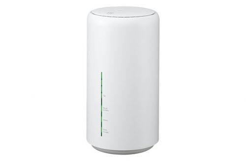 UQ mobile ホームルーター Speed Wi-Fi HOME L02