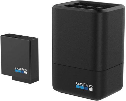ゴープロ(GoPro) デュアルバッテリーチャージャー+バッテリー