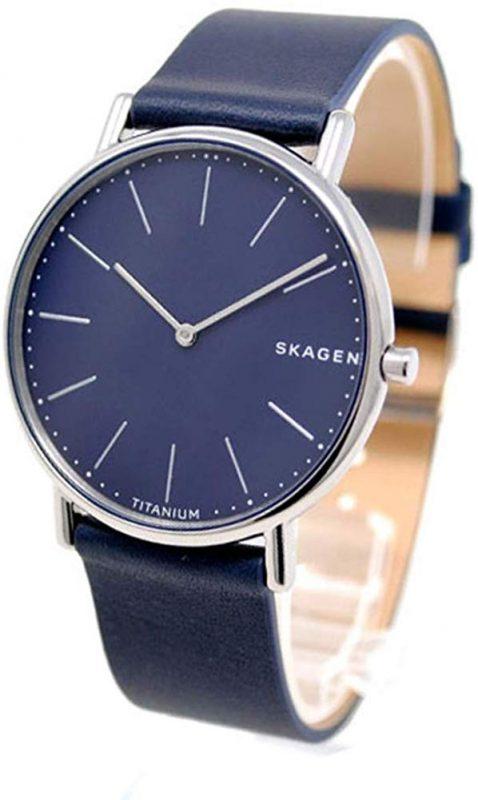 スカーゲン(SKAGEN) シグネチャー チタン腕時計 SKW6481
