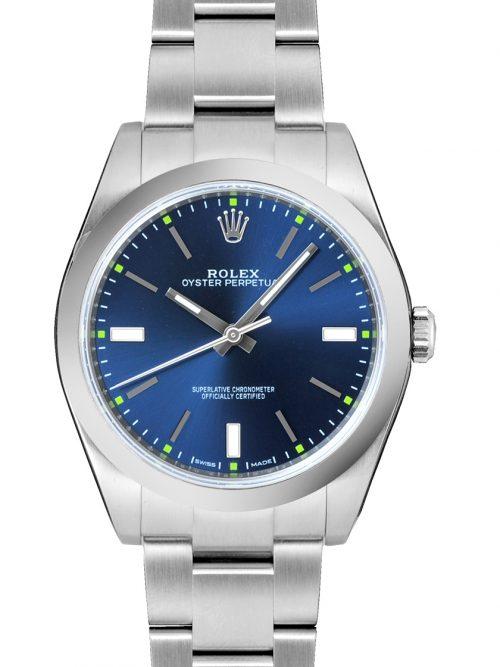 ロレックス(ROLEX) 自動巻き腕時計 OYSTER PERPETUAL 39 Ref. 114300