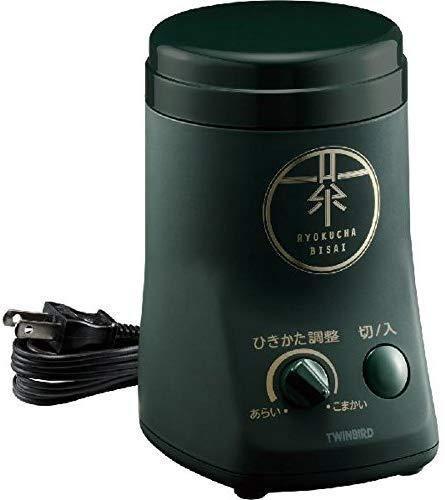 ツインバード工業(TWINBIRD) お茶ひき器 緑茶美採 GS-4671DG