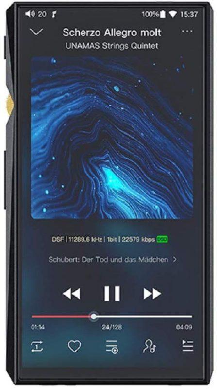 フィーオ(FiiO) デジタルオーディオプレーヤー M11 Pro FIO-M11PRO