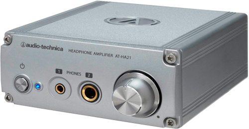 オーディオテクニカ(audio-technica) ヘッドホンアンプ AT-HA21