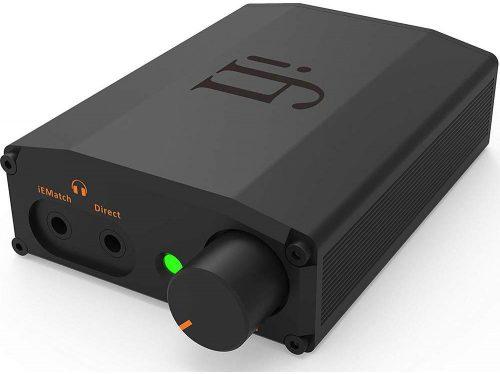 アイファイオーディオ(iFI Audio) USB-DAC内蔵ヘッドホンアンプ nano iDSD Black Label