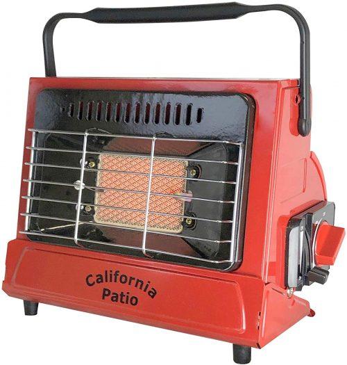カリフォルニアパティオ(California Patio) カセットガスヒーター