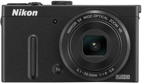 ニコン(Nikon) デジタルカメラ COOLPIX P330 P330BK