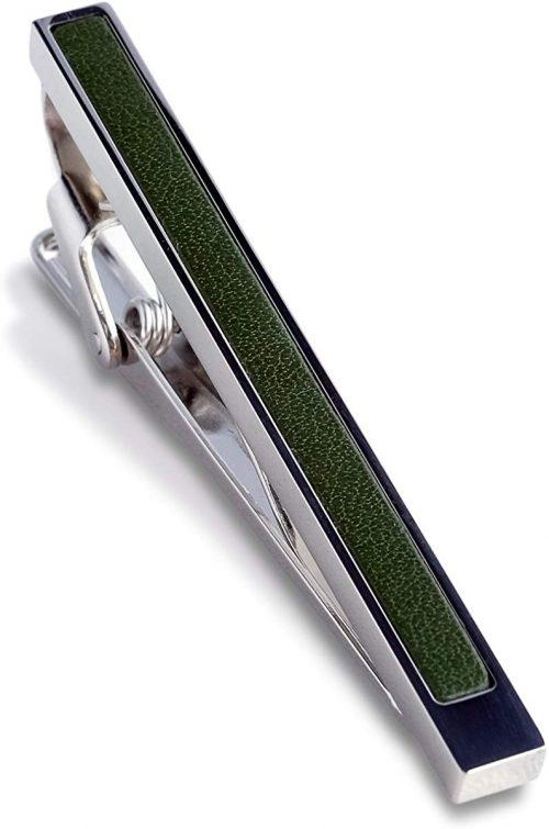 タバラット(TAVARAT) 本革 真鍮ネクタイピン Tps-003R