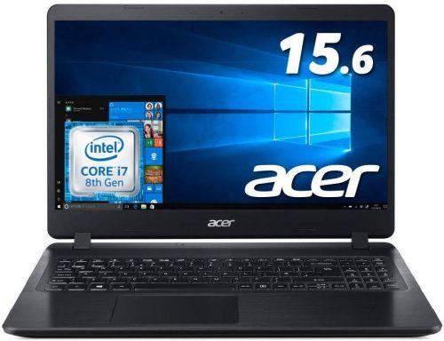 エイサー(Acer) 15.6型ノートパソコン Aspire 5 A515-53-N78U
