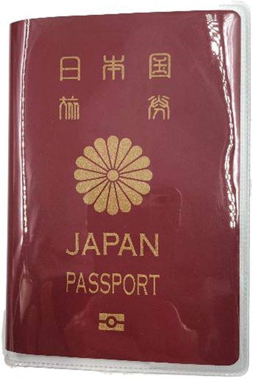 Cherie Lapan パスポートカバー