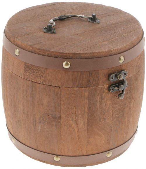 joyMerit 木製キャニスター