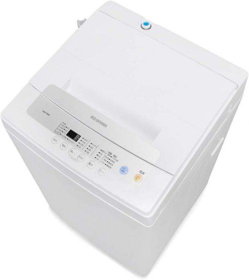 アイリスオーヤマ(IRIS OHYAMA) 全自動洗濯機 5.0kg IAW-T502EN
