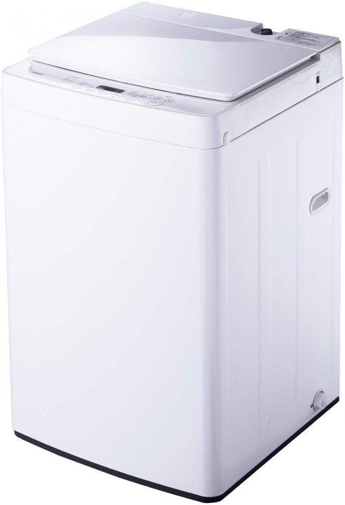 ツインバード工業(Twinbird) 全自動洗濯機 5.5kg WM-EC55